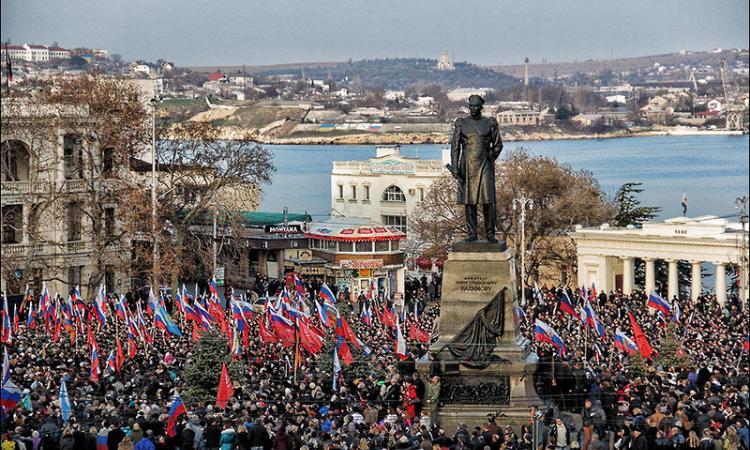 Севастопольский учитель: Только дурак не боится войны