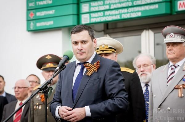Один из руководителей партийного проекта «Единой России» «Историческая память» Александр Хинштейн