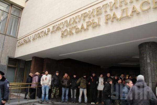Совет министров Крыма попросил помощи у духовных лидеров