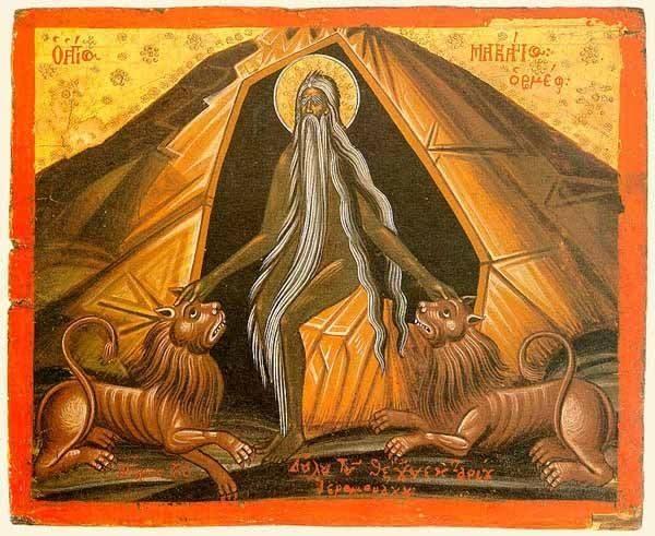 Церковь отмечает день памяти преподобного Макария  Великого, Египетского