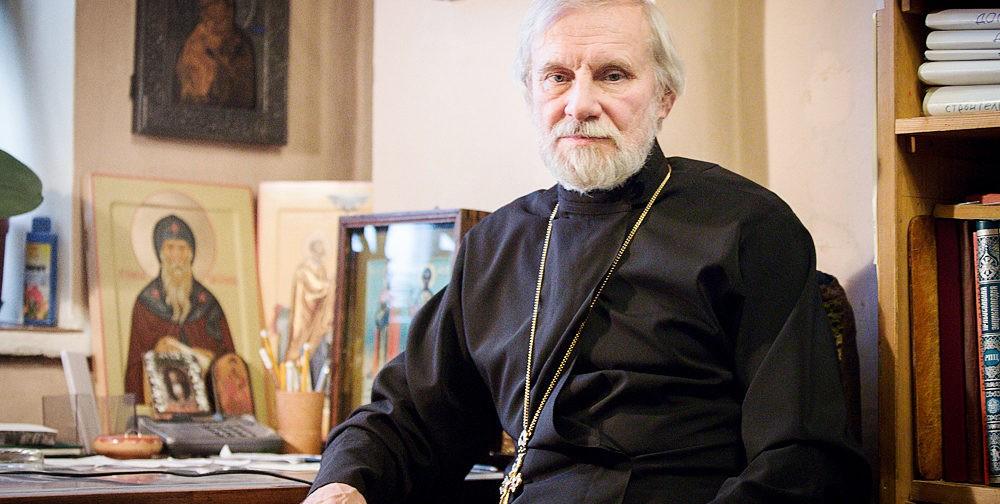Протоиерей Александр Борисов: Я не хотел в старости осознать, что делал бессмысленные дела