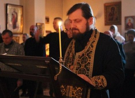 В Луганской епархии осудили издевки журналистов над милицией и священником