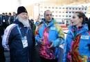 Патриарх Кирилл благословил олимпийские сборные  России, Беларуси, Украины и Молдовы