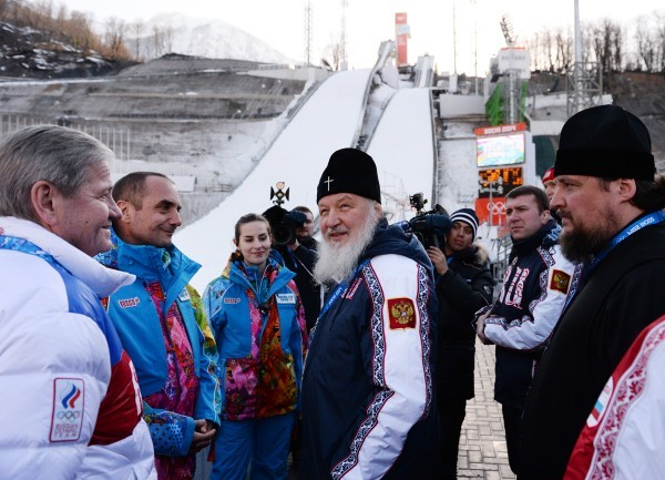 Накануне Олимпиады: визит Патриарха Кирилла в Сочи