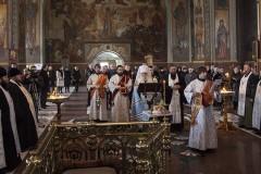 В Черкасской епархии объявлен день строгого поста и усиленной молитвы о мире