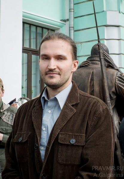 Архитектор Василий Данилов