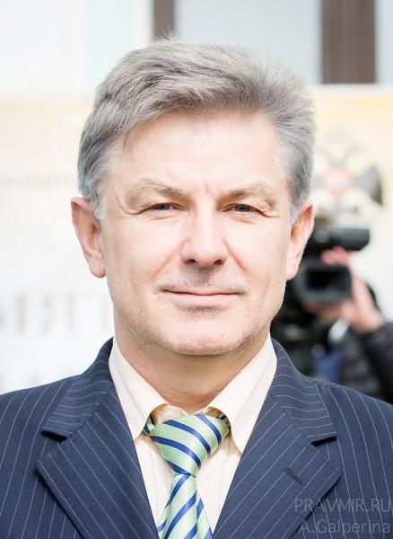 Генеральный директор скульптурно-производственного предприятия «Лит Арт» Александр Устенко