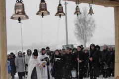 Жительница Курска отдала все деньги от продажи дома на колокола для храма