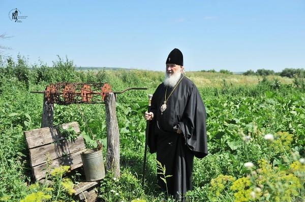 Посещение села Оброчное в Мордовии
