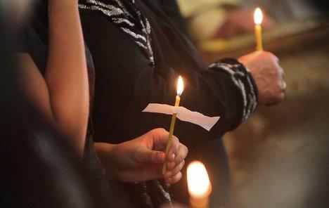 В Донецкой епархии молятся о погибших шахтерах и оказывают поддержку их близким