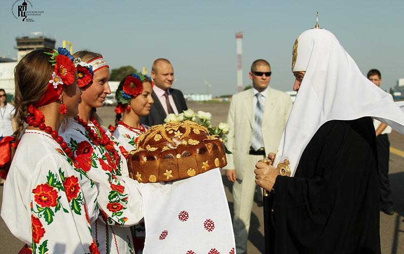 Украинцы в Украинской Церкви