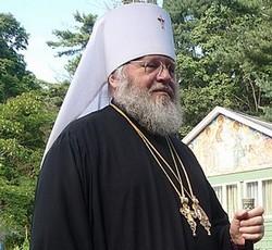 Митрополит Восточно-Американской епархии Иларион выступил с заявлением в связи с беспорядками на Украине