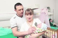 Украинские хирурги спасли младенца, родившегося с половинкой сердца