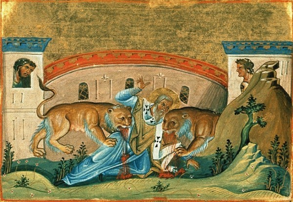 Святитель Игнатий Богоносец  – 11 февраля день памяти: икона, житие