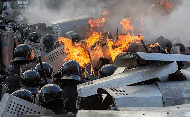Противостояние на Украине: Остановитесь! Немедленно прекратите насилие и восстановите диалог!