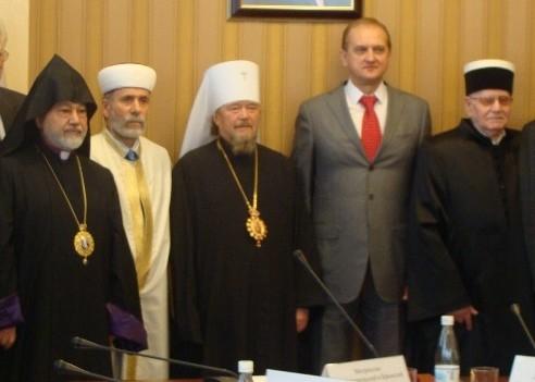 Межконфессиональнный совет Крыма осудил вражду между украинцами и крымчанами