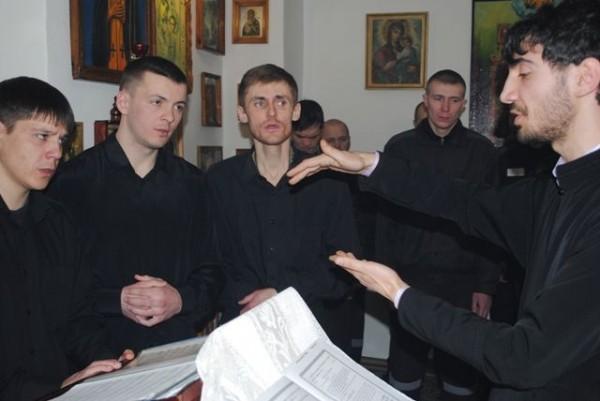 В Кузбассе появился тюремно-церковный хор