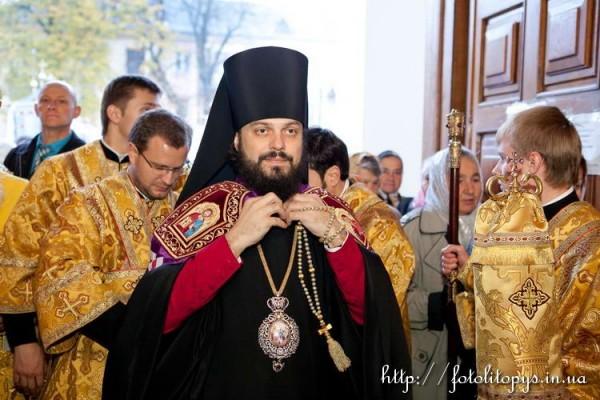 Епископ Львовский и Галицкий Филарет: Мы не фашисты, а народ Божий
