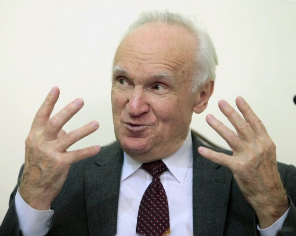 Алексей Ильич Осипов: Я скептик, вы учтите