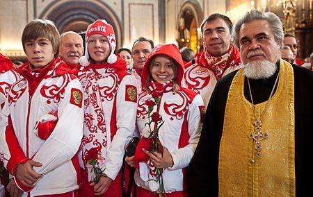 Протоиерей Николай Соколов, духовник олимпийцев: «Верю, что игры в Сочи будут для нас удачными»