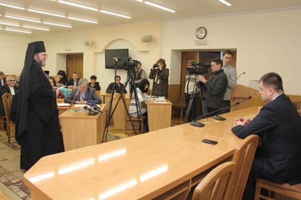На Сумщине подписано совместное заявление о сохранении межконфессионального мира