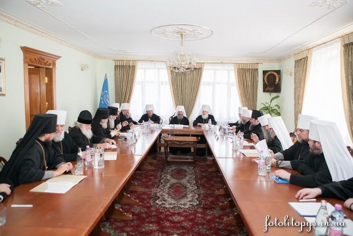 Обращение Священного Синода Украинской Православной Церкви к государственной власти