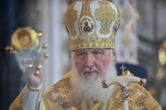 Патриарх Кирилл поздравил президента России и спортсменов с победой на Олимпиаде