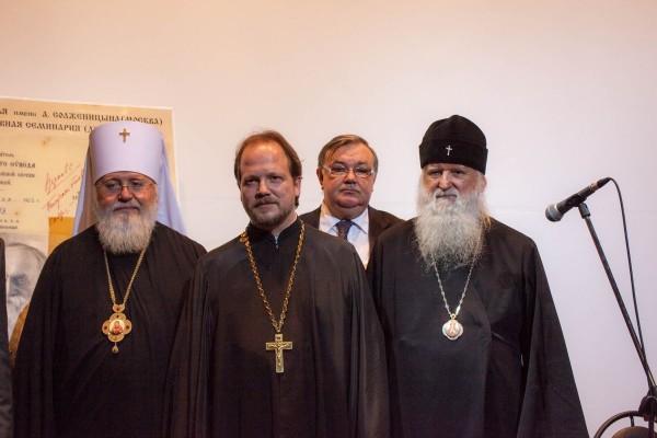 Митрополит Антоний (Храповицкий) и Россия вне России