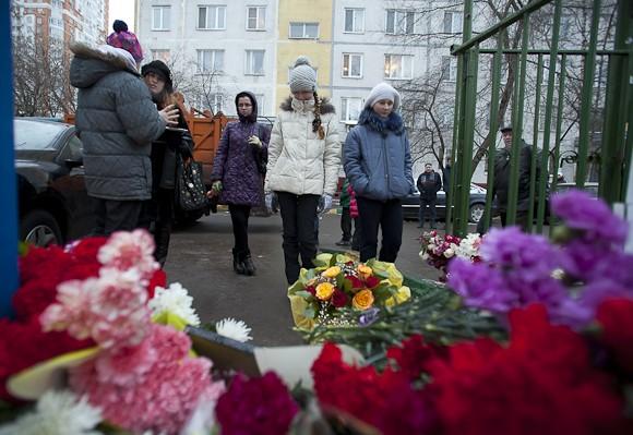 Стрельба в московской школе