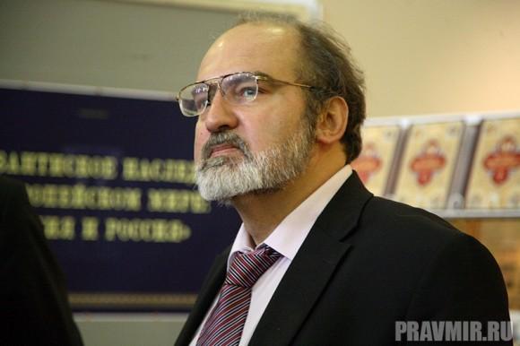 Алексей Лидов о Правмире: Способность обсуждать самые острые проблемы — признак силы