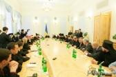 Заявление Всеукраинского Совета Церквей и религиозных организаций по итогам встречи с руководством Верховной Рады Украины