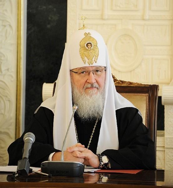 Вышел третий том Собрания трудов патриарха Кирилла