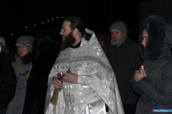 Челябинская епархия раскрыла подробности спасения священником венчающегося