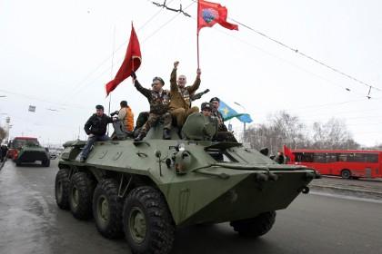 В Москве откроют музей афганской войны