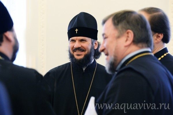 Архиепископ Петергофский Амвросий: Год преподобного Сергия Радонежского станет импульсом любви к Отечеству