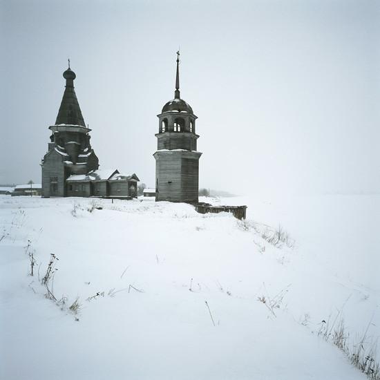 Деревянные церкви в Архангельской области поможет отреставрировать Норвегия