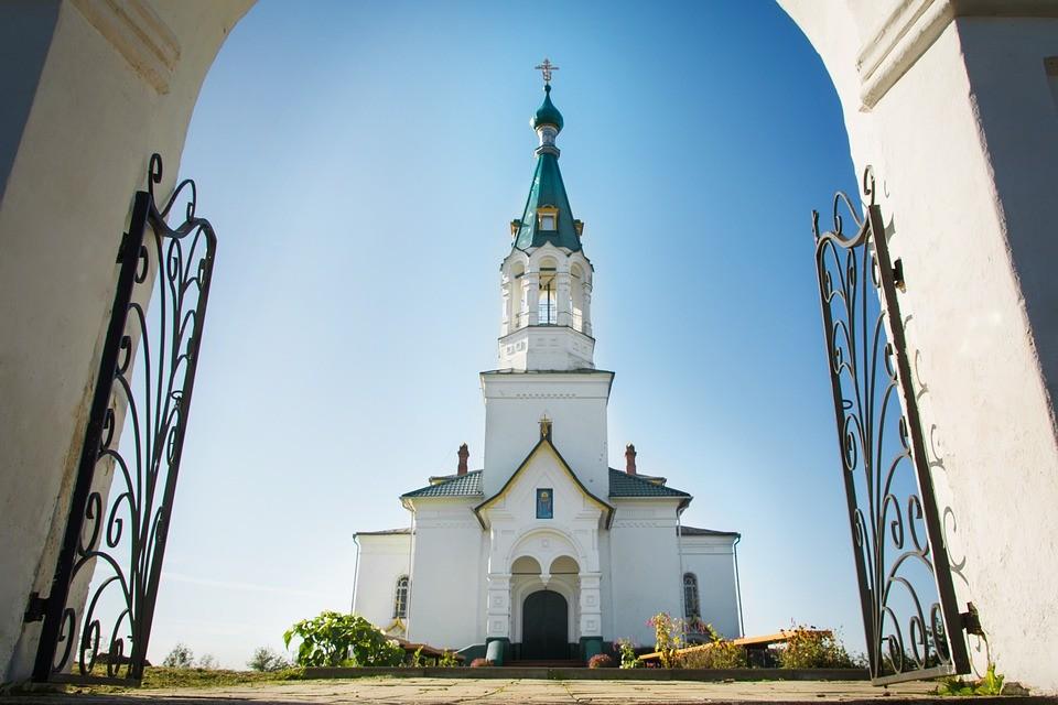 Православие - эти двери открыты для всех
