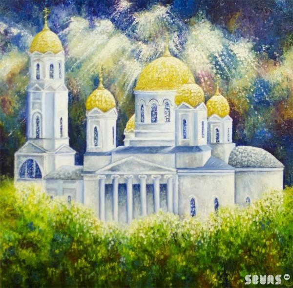 Дети помогут возродить храм в Крыму