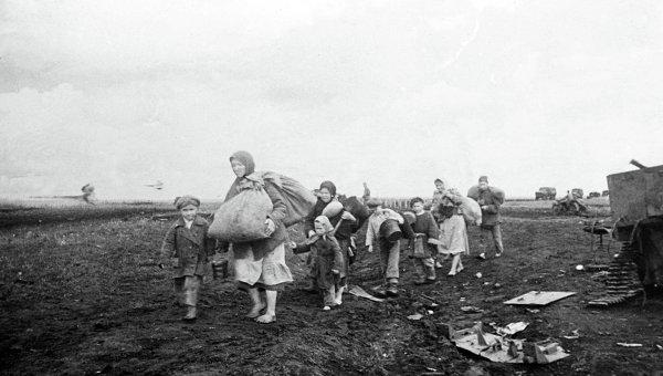 В Госдуму внесен законопроект о статусе детей Великой Отечественной войны
