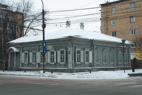 Дом революционера Петра Красикова в Красноярске хотят преобразовать в духовный центр в честь его деда – священника