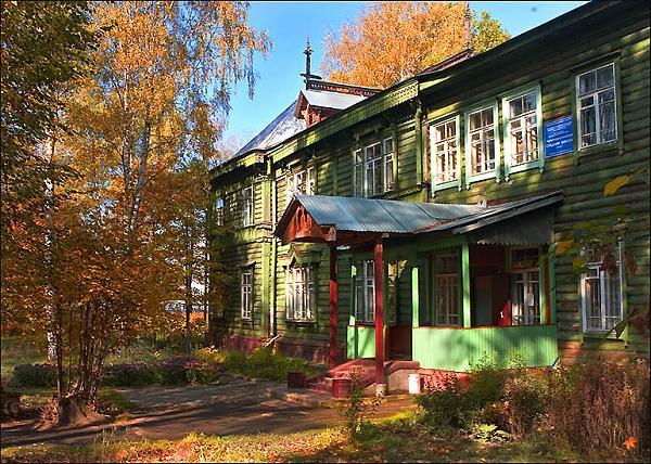 Жителям подмосковного Пушкино удалось отстоять мемориальный дом Константина Паустовского