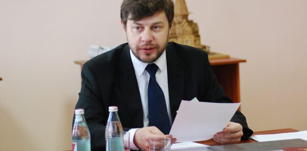 Проректор Киевской духовной академии Владимир Бурега о происходящем в Киеве