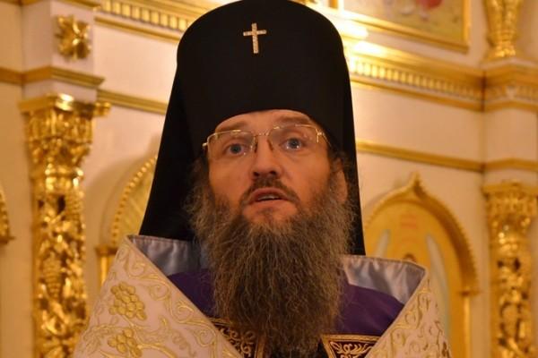 Архиепископ Запорожский Лука начал служить ежедневные литургии иерейским чином