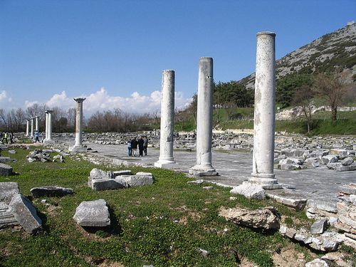 Древние Филиппы, где начал проповедь апостол Павел, могут включить в список ЮНЕСКО