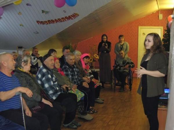 Башкортостанская митрополия взяла шефство над домом престарелых