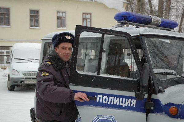 Башкирский полицейский спас из горящей квартиры трехлетнего ребенка
