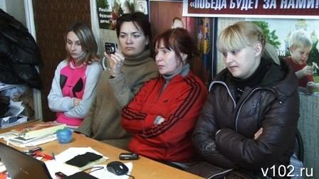 Следственный комитет заинтересовался голодовкой многодетных матерей в Волгограде