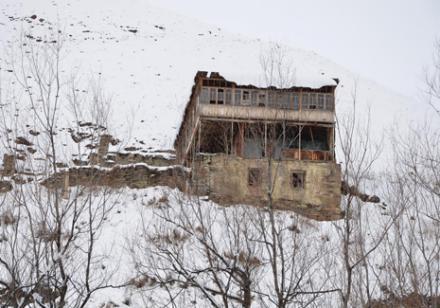 Грузинский Патриарх призвал решить проблему высокогорных селений