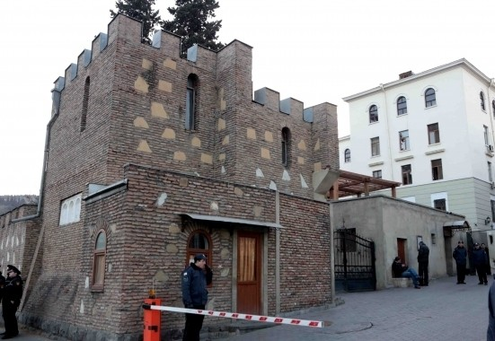 Грузинская патриархия выразила соболезнования семьям погибших в столкновениях на Украине