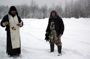 """В Архангельской области совершили литию на месте ГУЛАГА """"Семиозерлаг"""""""